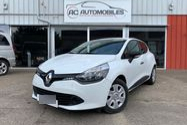 RENAULT CLIO IV BUSINESS